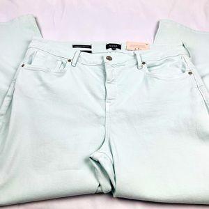 NYDJ Marilyn Straight Leg Jeans Size 16 NWT